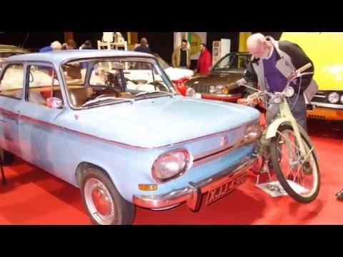 AXA National Classic Car Show,5th&6th March 2016.  Dublin, Ireland.