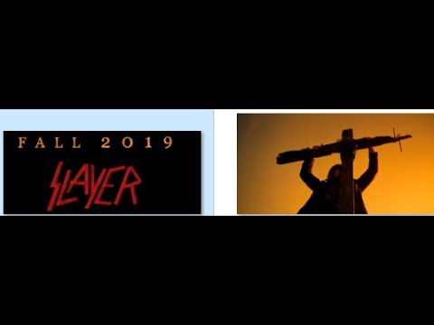 Slayer post a cryptic teaser regarding the end of the band ...