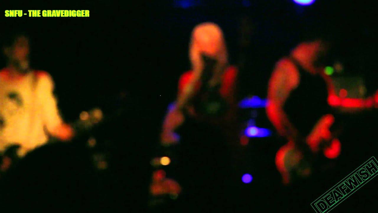 SNFU The Grave Digger Live at Elbo Room San Francisco
