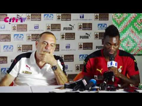 AFCON Updates: Black Stars Press Conference