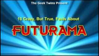 10 Amazing Facts About Futurama