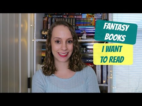 Top Fantasy Books I Want to Read in 2017