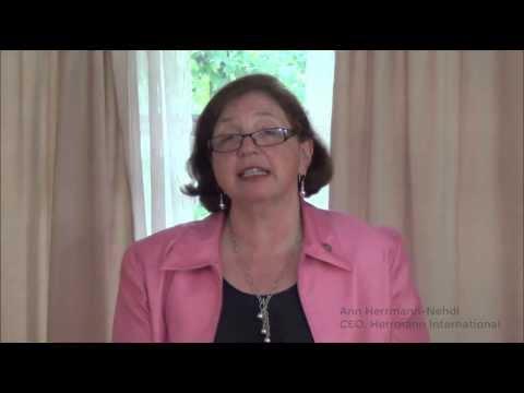 ThinkCentered Selling Tips from Ann Herrmann-Nehdi, CEO of Herrmann International