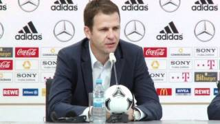 "Oliver Bierhoff ""a tournament is always a tricky situation"""