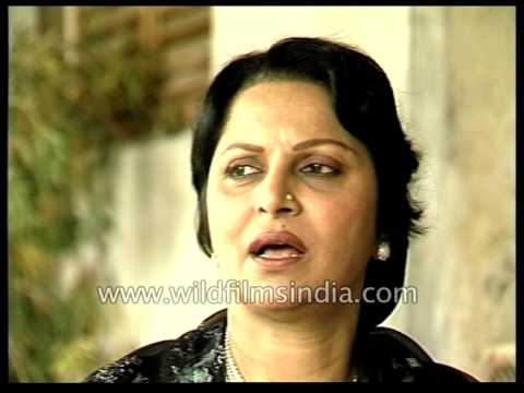 Famous actress Waheeda Rehman speaks on