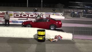 9 Second Boosted Mustang