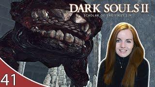 CROWN OF THE SUNKEN KING | Dark Souls 2 Gameplay Walkthrough Part 41
