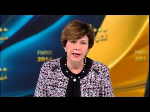Speech by Linda Chavez at Paris gathering of Iranians for democratic change, Villepinte 2014