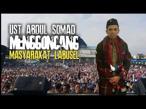 ust-abdul-somad-[uas]-menggoncang-labusel,-ribuan-masyarakat-antusias-dengar-ceramah-!!