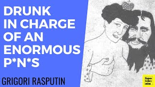 Rasputins Big Night Out- 1915