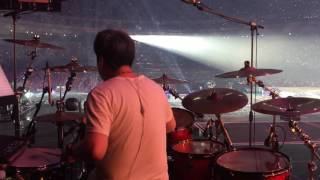BTS WINGS TOUR LIVE TRILOGY EPISODE III - 'Spring day'(봄날) live DRUM CAM