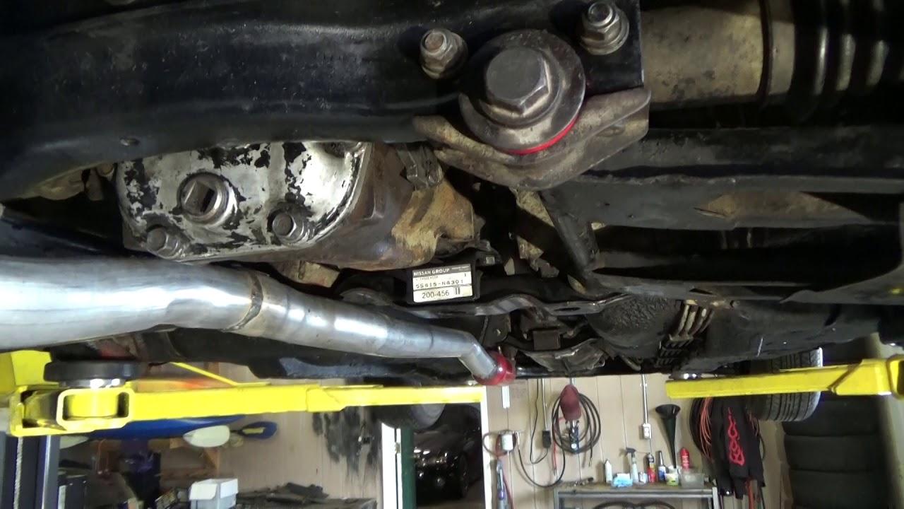 280z Rear Suspension Upgrade