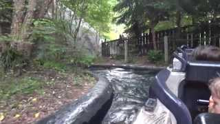 DareDevil Falls At Dollywood POV (on and off ride)
