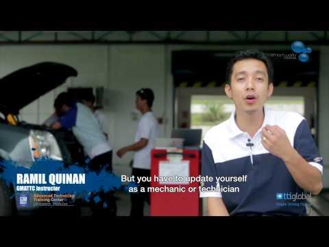 General Motors Middle East Automotive Technician Training Center Graduate
