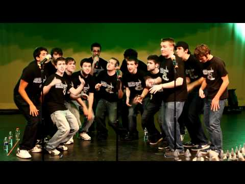 Eight Beat Measure  Shosholoza A CAPPELLA