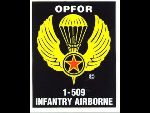 Pathfinder Company 1/509th OPFOR