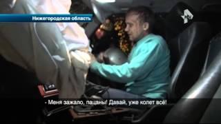Пьяный Лихач, Удирая От Полицейских На Скорости 200 Километров В Час, Вылетел С Трассы