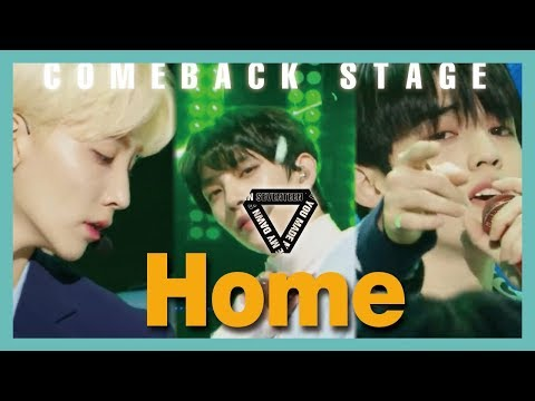 [Comeback Stage] SEVENTEEN - Home, 세븐틴 - Home Show Music core 20190126