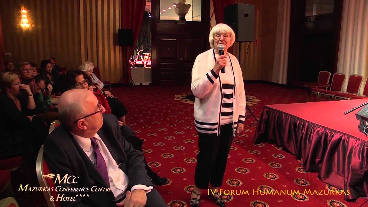 4 Forum Humanum Mazurkas- Janina Tuora - dyskuja o sztuce