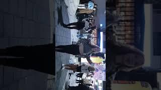 2018.10.23&걷고싶은거리&홍대&노랫마을노래방앞&버스킹&레드스파크&by큰별