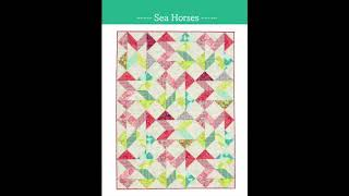 57 one-block quilt patterns - one BIG book!