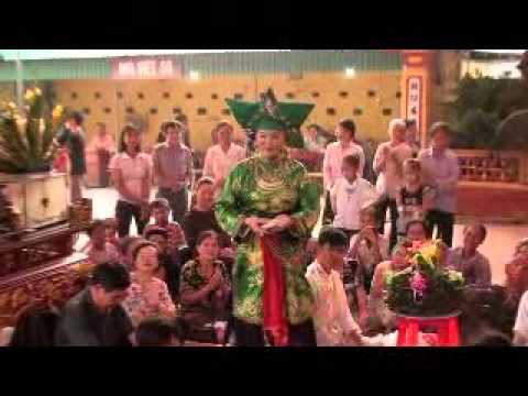 Xem hầu bóng đền Đồng Bằng