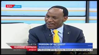 Morning Express: Who Ezekiel Mutua is apart from the CEO of KFCB, 18/10/16