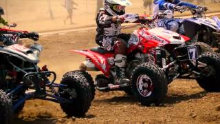 Quad-X ATV Motocross Racing Series 2013 - Round 4