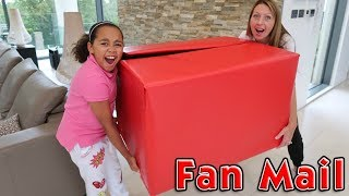Giant Surprise Toy Box! Presents From My Fans