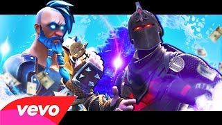 FORTNITE RAP BATTLE! | BLACK KNIGHT vs RAGNAROK?! - A Fortnite Film