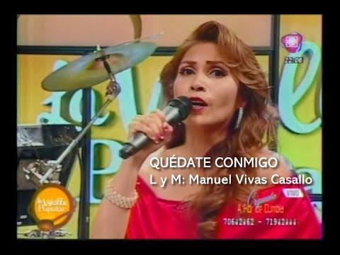 VIDEO: A FLOR DE CUMBIA - Quédate Conmigo - Dónde Estás Vida Mía (En La Wislla) - WWW.VIENDOESLACOSA.COM