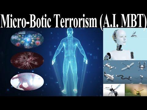 MICRO-BOTIC TERRORISM ON A.I. 5G MBT-Cyrus A. Parsa, The AI Organization