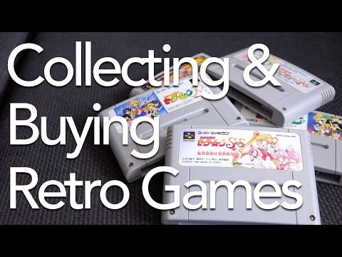 Collecting & Buying Retro Games   This Does Not Commute Podcast #13