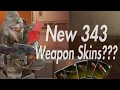NEW UNICORN FIRE and UNICORN ICE Weapon Skins Showcase - Halo 5