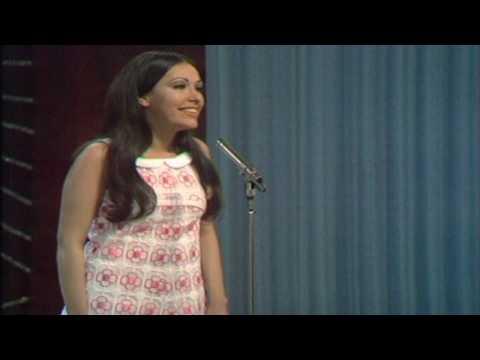 Eurovision 1968 Spain La,la,la