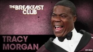 Breakfast Club | Tracy Morgan Discusses Recovery From Accident And Returning To Comedy (6/2/2016)