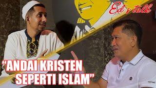 ED'S TALK - HABIB JA'FAR PEMUDA TERSESAT!!