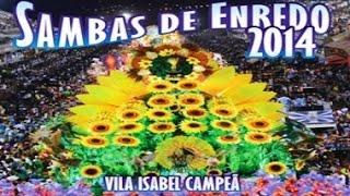 CD Sambas de Enredo 2014 Grupo Especial - Carnaval Rio