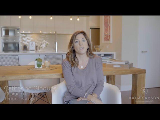 Témoignage d'un client satisfait: Catherine Gingues