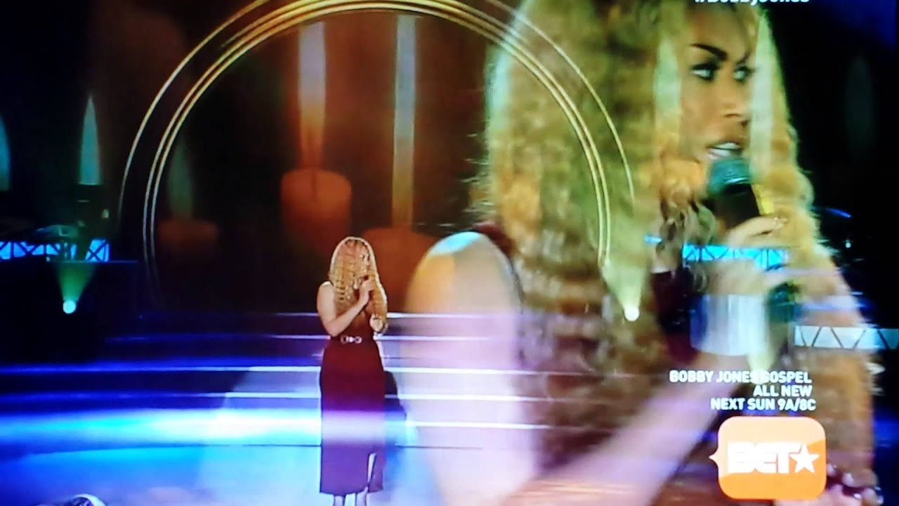 Keke Wyatt on Bobby Jones Gospel