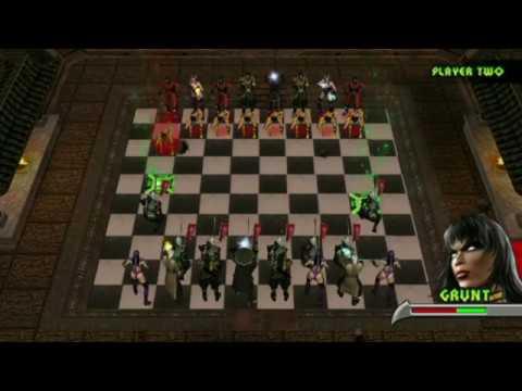 MORE Chess Kombat: Mortal Kombat Unchained [PPSSPP]