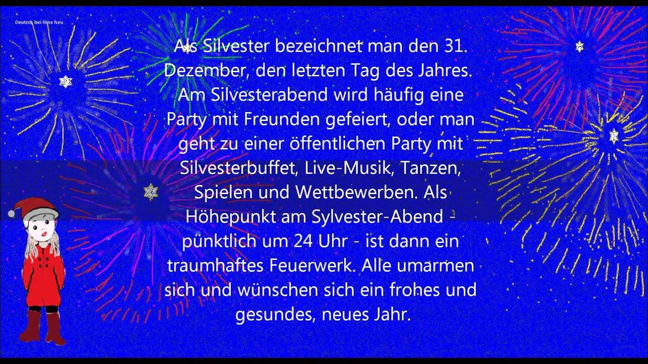 немецкие стихи к новому году часто перелом малой