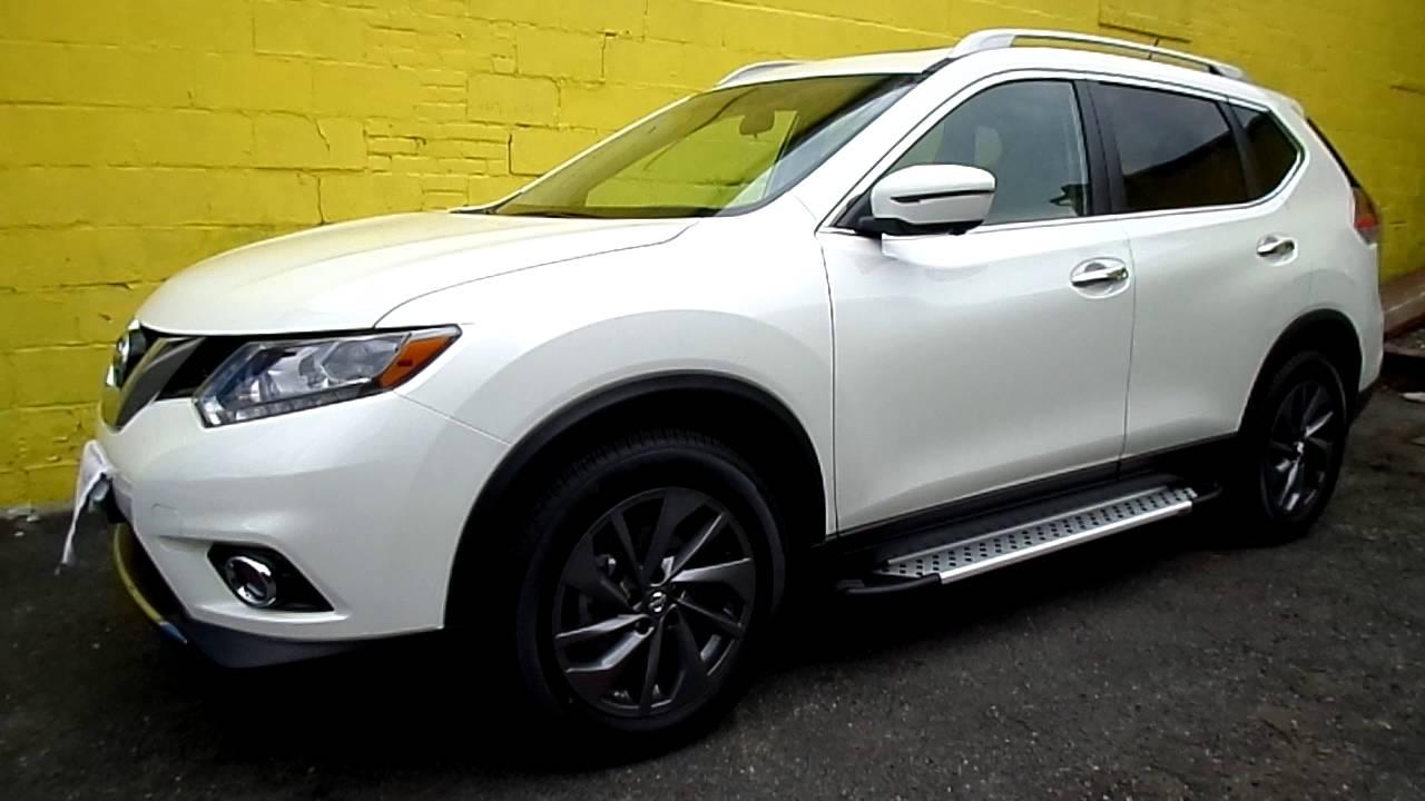 Nissan Rogue Step Bars Running Boards Bridgeport Ct Youtube