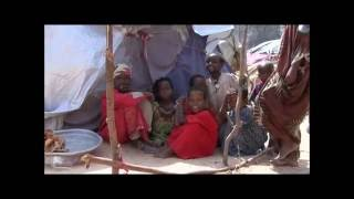 Dying Drought Victims in Somalia