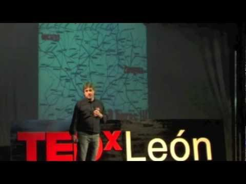 León 3.0: Joaquín Ramírez at TEDxLeón