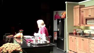 6B Christy Jordan Southern Plate UNA Cooking Show Segment