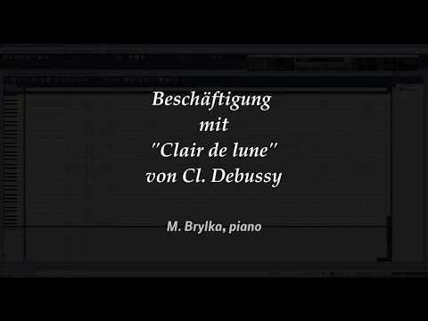 Beschaeftigung Mit Clair De Lune