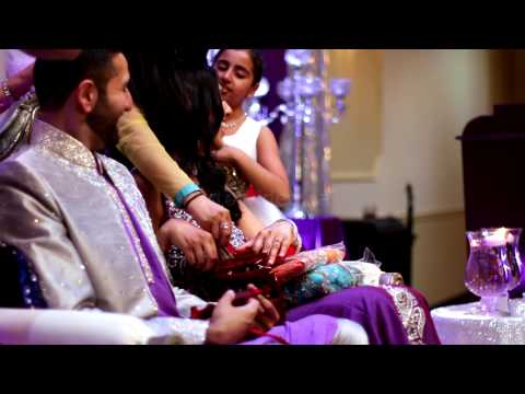 Phim video clip robby sharon tut sikh wedding highlight for Pardip s bains