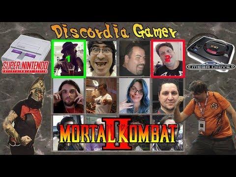 Discórdia Gamer Mortal Kombat II thumbnail