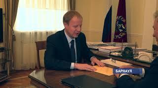 Виктор Томенко представит новую структуру правительства региона